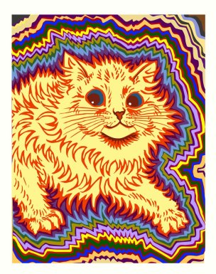 louis_wain_tribute___kaleidoscope_cat_3__electric_by_thredith-d570a2z